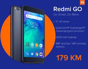 XIAOMI REDMI GO / 1GB RAM / 8GB / DUAL SIM