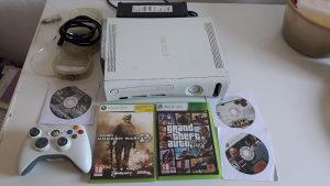 Xbox 360 + GTA V ONLINE
