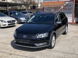 VW PASSAT ALLTRACK 4x4 2,0 TDI 2013 SERVISNA UVOZ CH