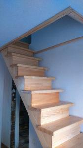 Drvene stepenice