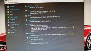 Gejmer i5-4570 / 16GB / 320GB/ NVIDIA GTX 750 2GB GDR5