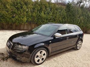 Audi A3 quattro 4x4 190.000km servisna moze zamjena