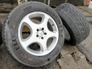 Felge i gume Mercedes ML W163