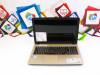 Laptop ASUS R540L; i3-4005u 1,7GHz; 4GB RAM; SSD 120GB