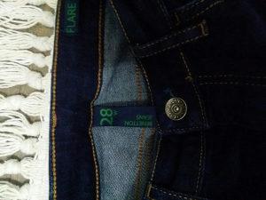 BENETON zenske jeans hlace br.28