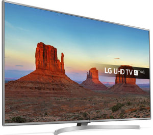 "LG Led TV 43"" 43UK6950PLB 4K Smart 2Yr"