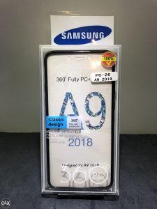 360 zaštitna maska i folija za Samsung A9 2018