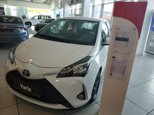 Toyota YARIS VVT-i Stella  AKCIJA!
