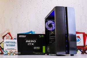 Gaming PC i5-4570 3,20GHz 8GB GTX 1060 3GB SSD
