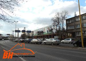 Poslovni objekat 526,45 m2, naselje Irac Tuzla