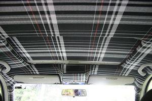 Tapaciranje auto plafon neba/krova tapacirunga
