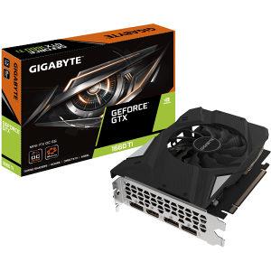 GIGABYTE GTX 1660 Ti 6GB GDDR6 Mini ITX OC