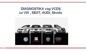 VAG COM VCDS Dijagnostika VW, AUDI, V 2018