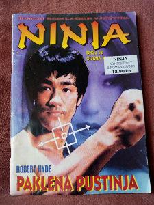 Ninja 18 casopis- Paklena pustinja