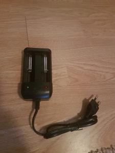 Punjač za uloške 18650 sa kablom i jos drugih