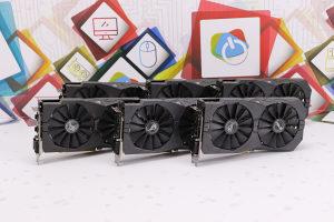 ATI RADEON RX 570 4 GB ASUS STRIX