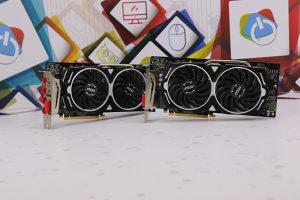 ATI RADEON RX 580 8 GB MSI ARMOR