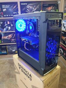 AMD RYZEN 5 2600 / RTX 2060 6GB / B450M / 8GB DDR4