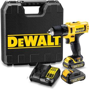 DeWALT Akumulatorska bušilica/odvijač 10,8V DCD710C2