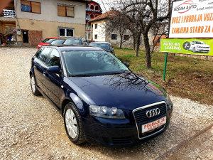 Audi A3 Sportback 1.9 TDI 2007 MOŽE ZAMJENA MOŽE NARATE