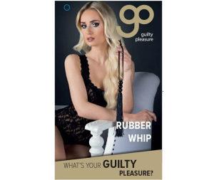 Bič Gulity Pleasure Rubber Sex Shop LoveStories