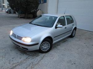 Volkswagen VW Golf 4 1.4 benz EDITION**86.000 km**
