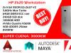 HP Z620 Workstation 2x XEON / Quadro K5000