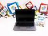 Laptop HP 840 G1; Core i5-4300U; 8GB RAM; SSD 240GB