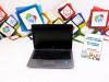 Laptop HP 820 G1; Core i5-4300U; 8GB RAM; SSD 240GB