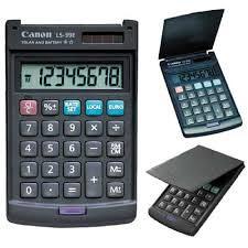 Kalkulator CANON LS-39E
