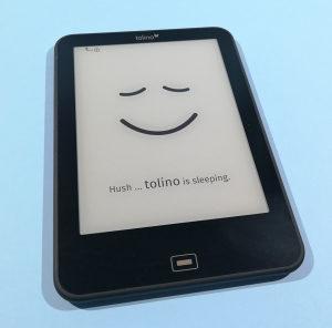 "Tolino Vision 4 HD e-Book čitač 6"" E Ink 6 GB"