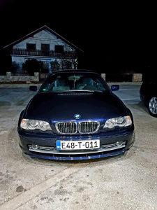 BMW E46 cabrio 330 ci