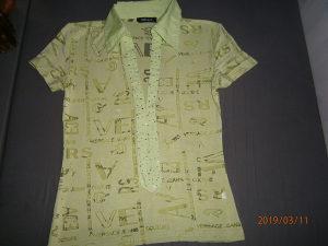 VERSACE bluza kao nova! Veličina L..Original!
