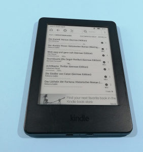 Kindle Touch Basic gen. 7 e-book čitač