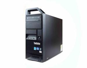 Lenovo ThinkStation E30 Tower Xeon E3-1230 8GB 500GB