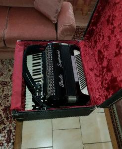 Paolo Soprani Harmonika