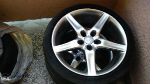 "Felne Feluge 18"" Renault Reno Laguna 2 sa gumama"