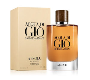 Armani Acqua Di Gio Absolu 125ml EDP 125 ml