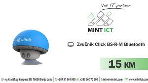 Zvučnik Click BS-R-M Bluetooth