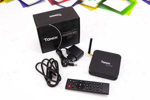Android TV BOX Tanix TX6 4 GB RAM