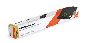 SteelSeries QcK+ plus large 450x400x2mm Gaming podloga