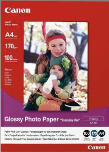 Papir CANON GP501 A4 Glossy (0775B001AB)