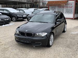 BMW 118d 105KW 2007god. SERVISNA 186,000 UVOZ CH
