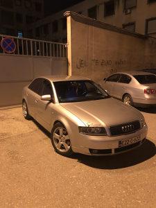 Audi A4 1.9 TDI 2004 Godina