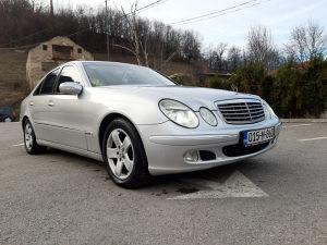 Mercedes E 220 cdi elegance 2003/4 god top reg 9/2019