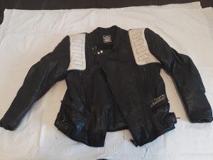 Motor jakna extra motorka kvaliteta koža br 52