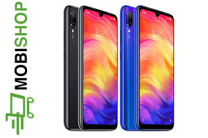 Xiaomi Redmi Note 7 4GB 64GB Black- Blue - SUPER AKCIJA