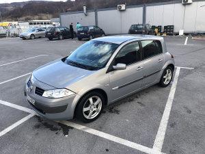 Renault Megane 1.9dci 4vrata-TEK REGISTROVAN!!