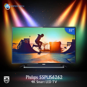 SMART LED TV Philips 55PUS6262 55'' 4K UHD Ambilight