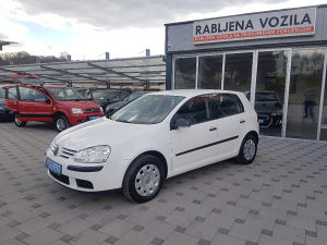 Volkswagen Golf 1.9 TDI 4 Motion